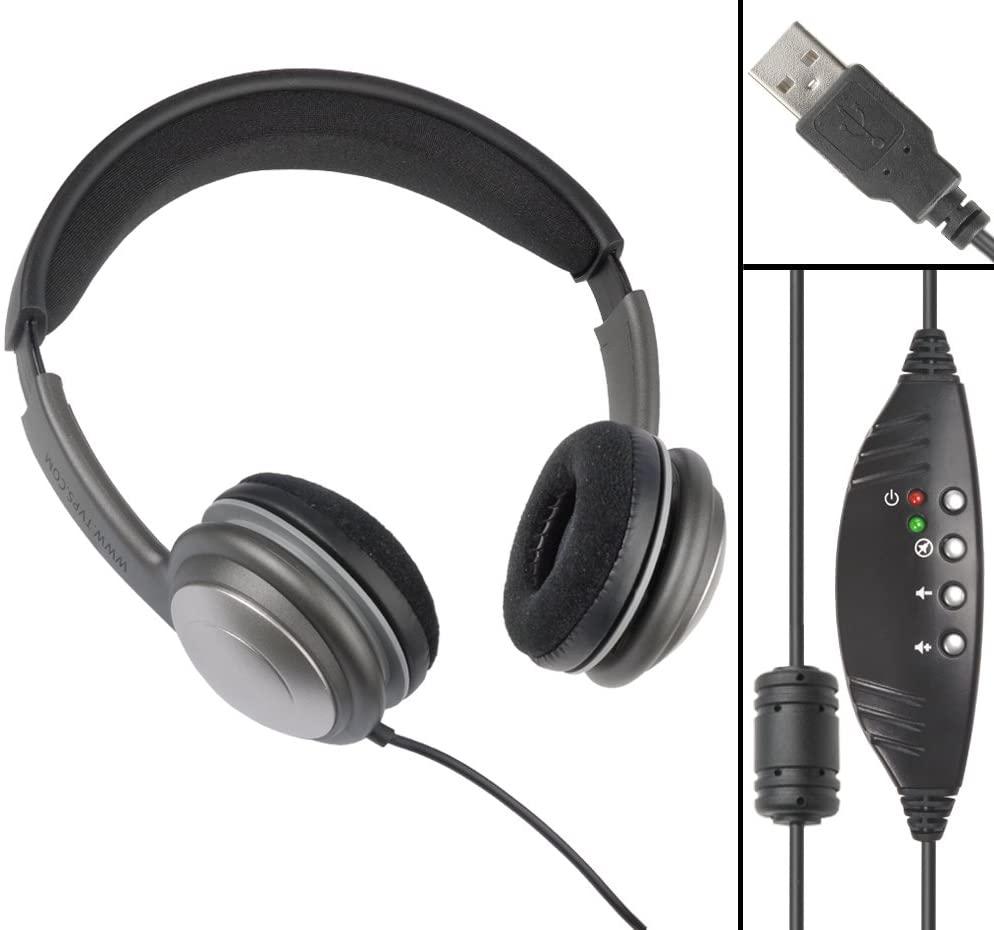 Audio Transcription Headphones